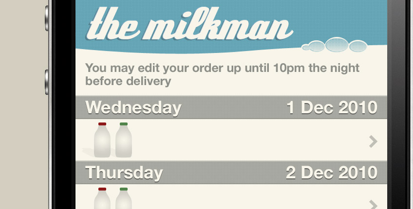 The Milkman Screenshot 3